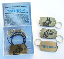Dog Tag set - click to enlarge